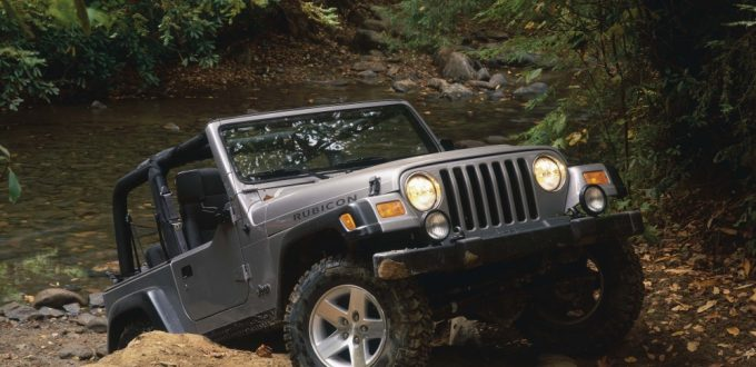 Jeep Wrangler TJ Part Reviews
