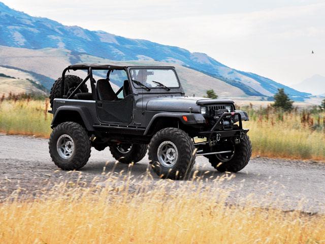 Jeep Wrangler Yj Part Reviews