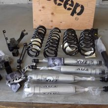 Mopar Stage 1 shocks