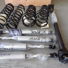 Mopar Stage 1 driveshaft