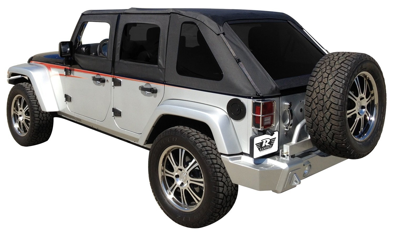 rampage 4 door top jeep wrangler parts. Black Bedroom Furniture Sets. Home Design Ideas