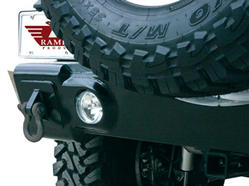 Jk Recoverybumperrear2 Jeep Wrangler Parts