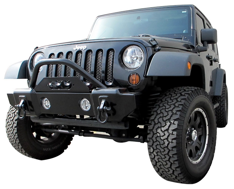 Jeep Jk Rubicon Express 3.5 Lift >> rampage-stubby-bumper - Jeep Wrangler Parts