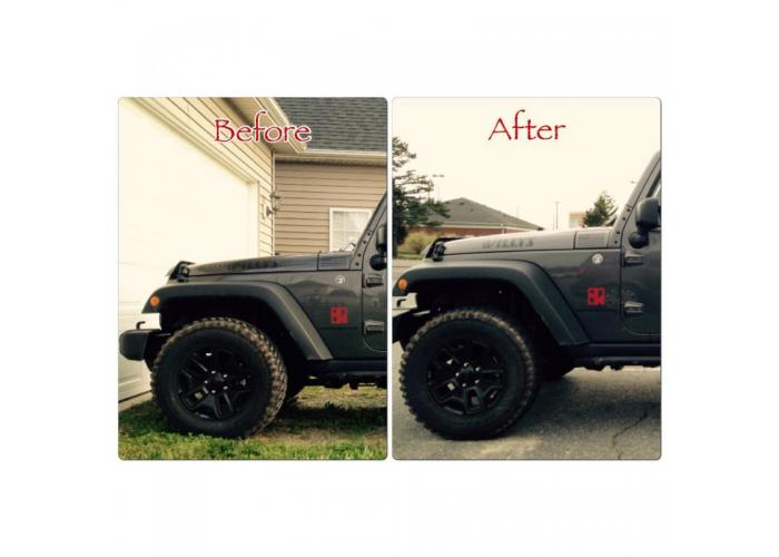 Rugged Ridge Jeep Bumpers >> teraflex-leveling-kit-example - Jeep Wrangler Parts