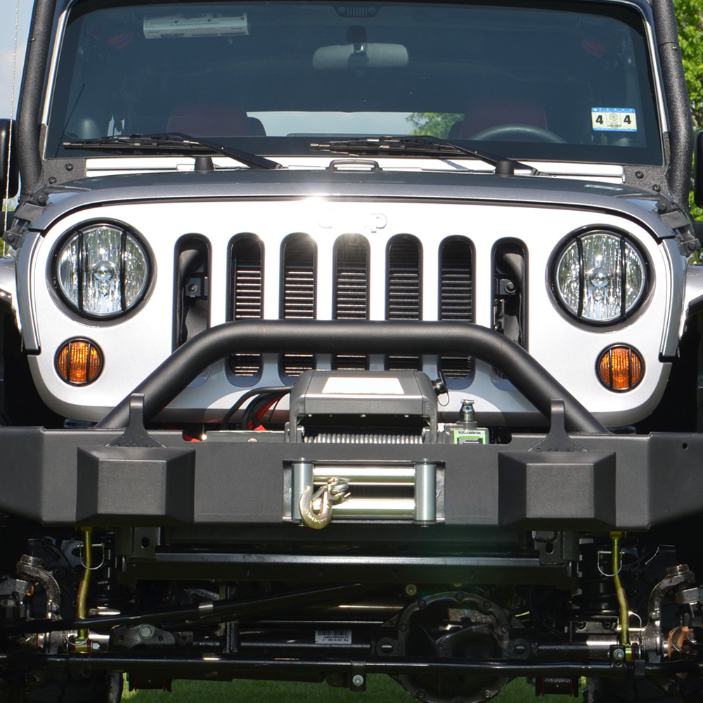 Clear Bay 4x4 Light Guards