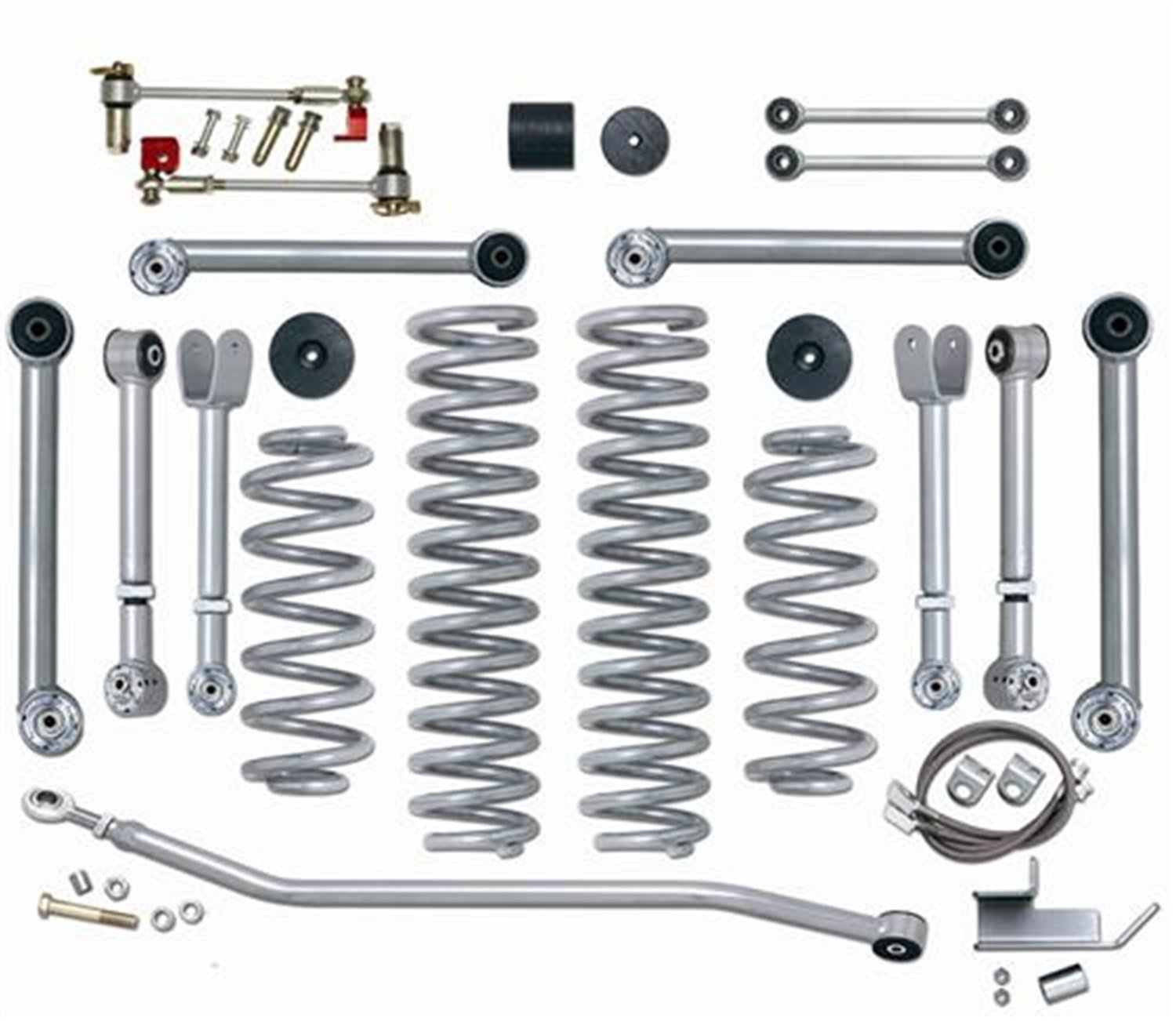 rubicon express re7000 4 5 u0026quot  lift kit