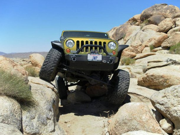 Picking the right Jeep lift kit