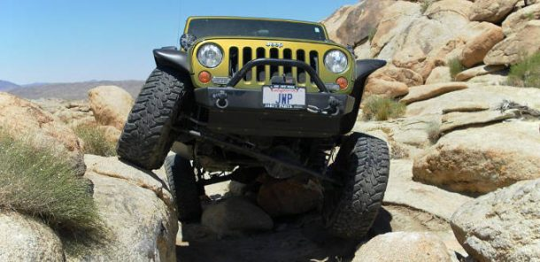 Picking the right Jeep Wrangler lift kit