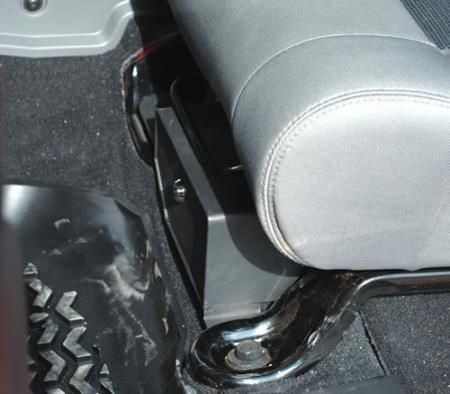 Bestop Underseat Lockbox
