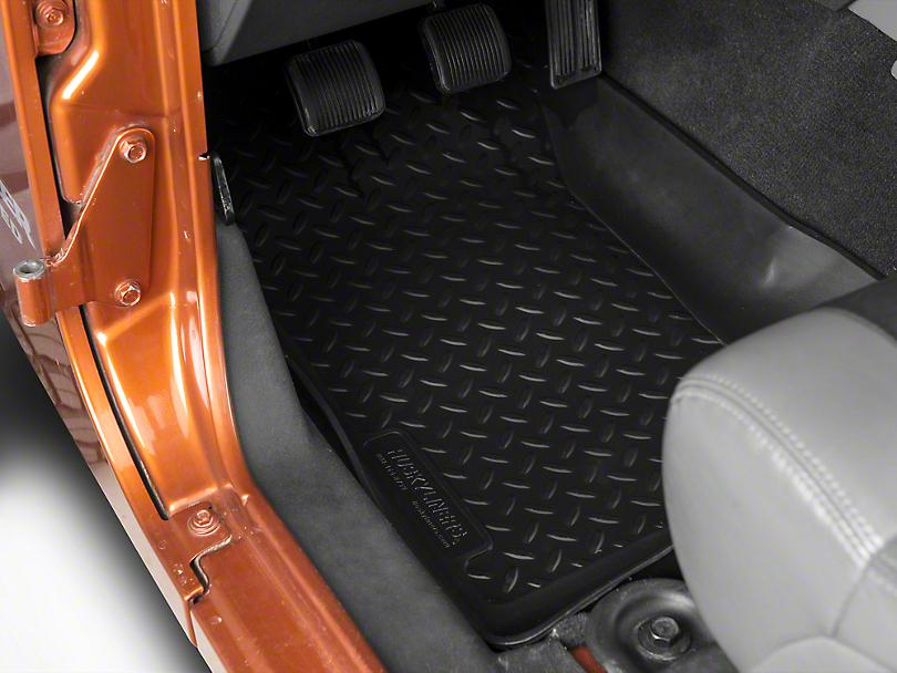 Husky Floor Liners Jeep Wrangler Parts