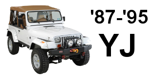 Wrangler YJ part reviews and opinions
