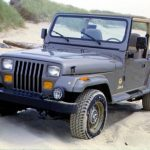 Jeep Wrangler YJ - stock