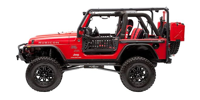 Jeep armor and protection for your Wrangler TJ