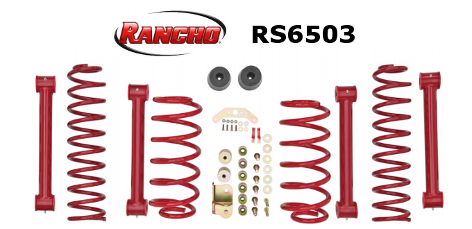 Rancho RS6503