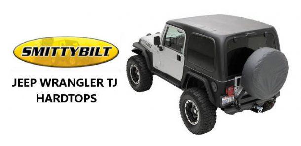 Hardtops for Jeep Wrangler TJs