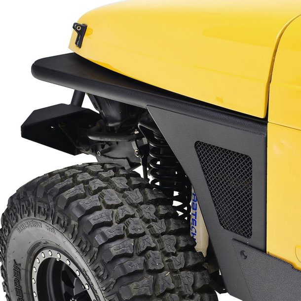 E-Autogrilles Jeep TJ tube fenders