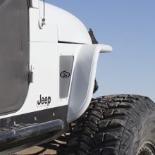 Gen-Right Jeep TJ Tube Fenders