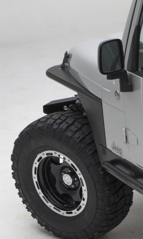Smittybilt Jeep Tj Tube Fenders Jeep Wrangler Parts