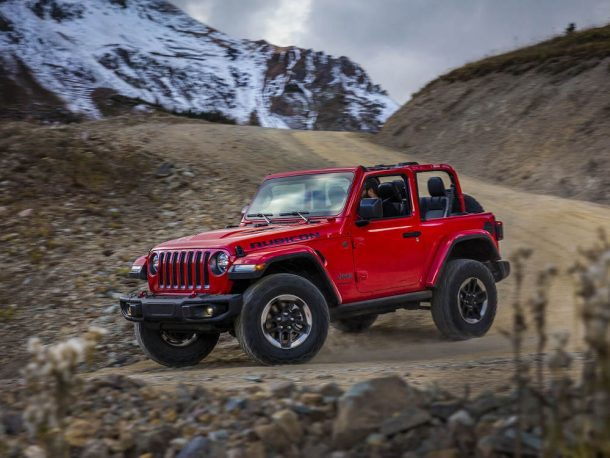 Jeep Wrangler JL part reviews