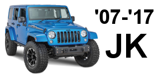 Wrangler JK part reviews and opinions